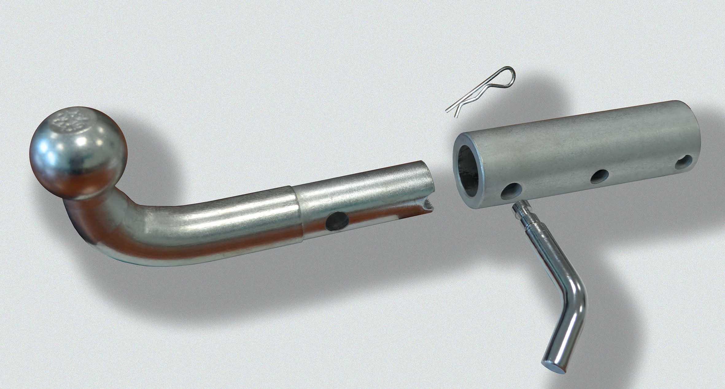 картинки небольшая трубка железная для фаркопа ничего красивее