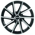 Alutec Singa 6x15 5x112 ET43 57,1 Diamond Black Front Polished