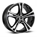 Borbet XL 7,5x17 5x112 ET35 72,5 Black Polished